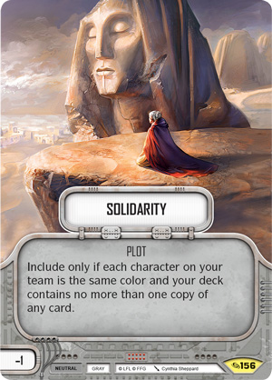 """This will be an easy to begin, difficult to master type of deck, since singleton decks offer much less consistent draws than typical decks. They're more comparable to """"Commander"""" style decks from Magic the Gathering, which also only allow one copy of each card."""