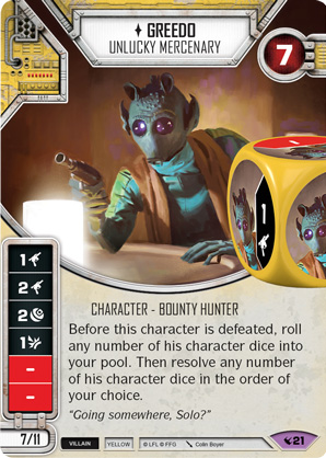 Greedo - Unlucky Mercenary